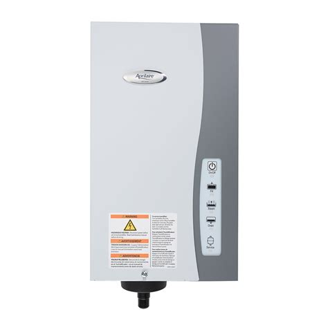 aprilaire  residential steam humidifier review