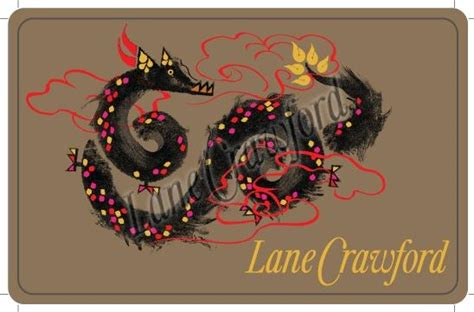 Lane Crawford Gift Card - the lc insider by lanecrawford