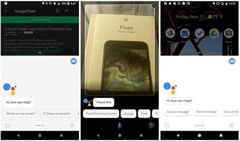 len direkt lens rollout auf die pixel smartphones beginnt