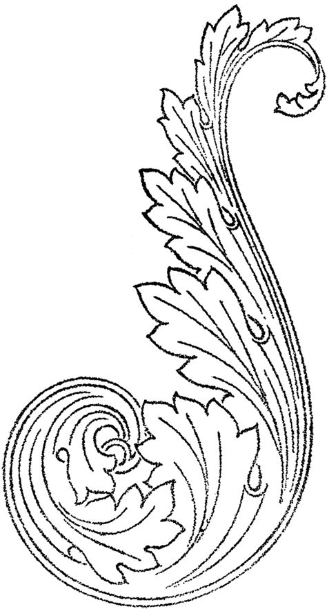 Free Fancy Scroll Cliparts, Download Free Clip Art, Free