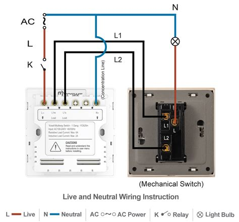 z wave light switch no neutral z wave light switch without neutral the following is the