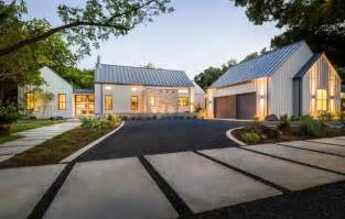 Barn Style Garage Plans For Free Glorious Modern Farmhouse In Dallas Texas 12 Hq Pictures
