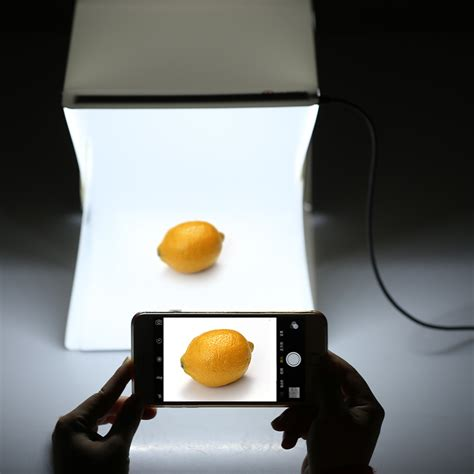 Best Seller Light Sheed Mini Studio Portable Photo Product 60x60x6 folding foldable portable mini photography led lightbox studio for iphone samsang lg htc