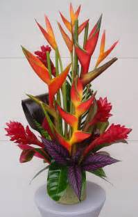 floral arrangements 25 best ideas about tropical flower arrangements on