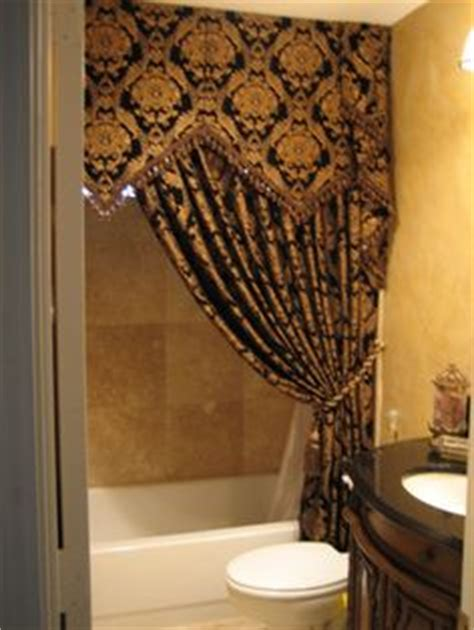 valances for bathrooms 1000 images about cornice ideas on pinterest shower