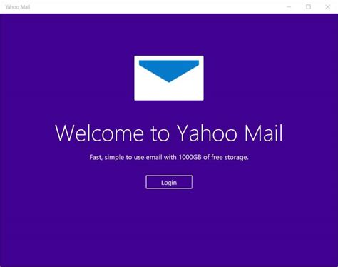 mail yahoo yahoo mail