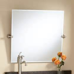 24 quot seattle rectangular tilting mirror bathroom