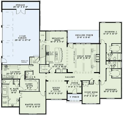European Home With Optional Home Theater 60612nd Floor Plans For Home Theater