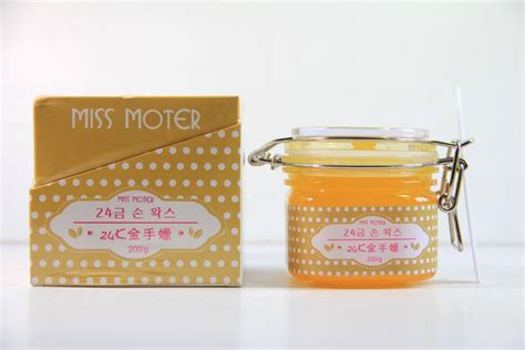 Miss Moter Gold Miss Moter 24k Gold Wax Mis Moter rumah cosmetic miss moter goldidr 90 000