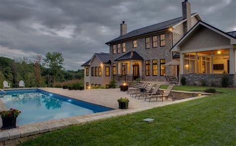 million newly built contemporary farmhouse style