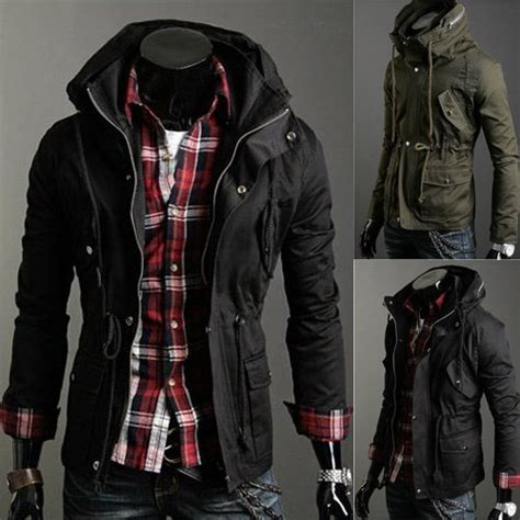 Jaket Blazer Pria Coolmen Black winchester s academy for the extraordinary characters approved characters