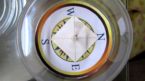 How To Make A Paper Compass - of magnetic compass