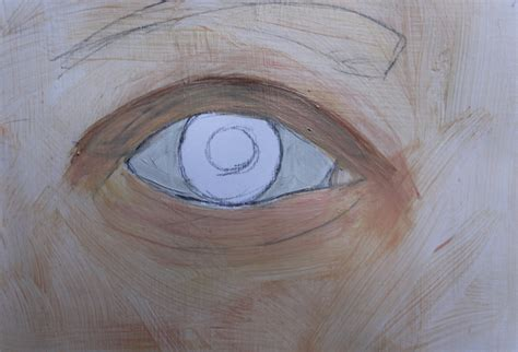 acrylic painting eye how to paint realistic looking using acrylic paint