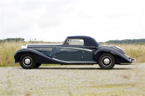 vintage maybach 1937 maybach sw38 special roadster spohn luxury retro