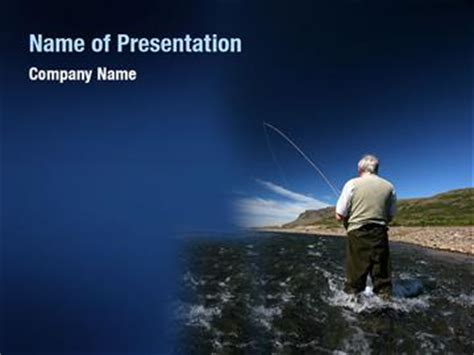 Fishing Boat Powerpoint Templates Fishing Boat Powerpoint Backgrounds Templates For Fish Powerpoint Template