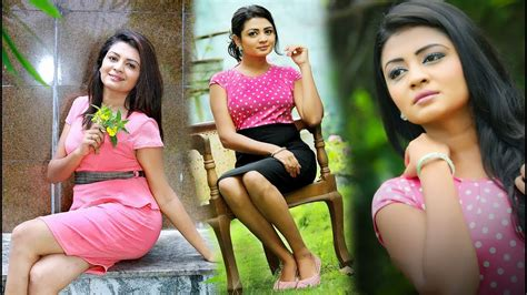 sri lankan actress photos with name sri lankan actress and model rukshana disanayaka s latest