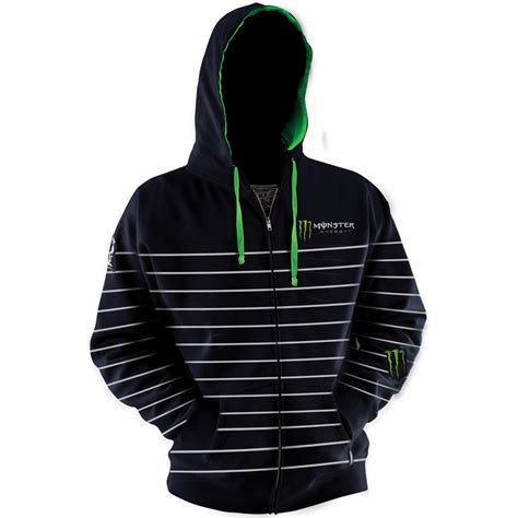 Hoodiezipper Energy oneal 2011 ricky dietrich replica official energy