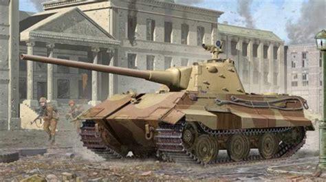 e serien heavy tanks