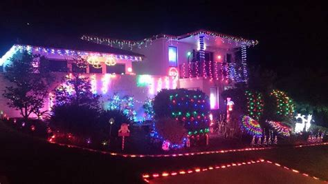where to find christmas lights in queanbeyan the