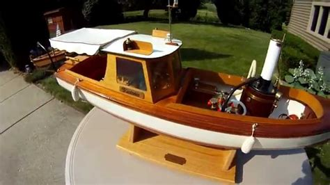 rc boats victoria victoria live steam engine rc model boat youtube