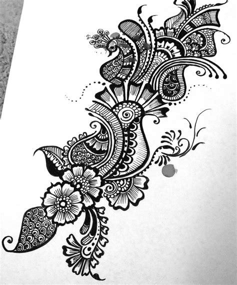Henna Design Sketches | mehndi design sketches henna designs pinterest