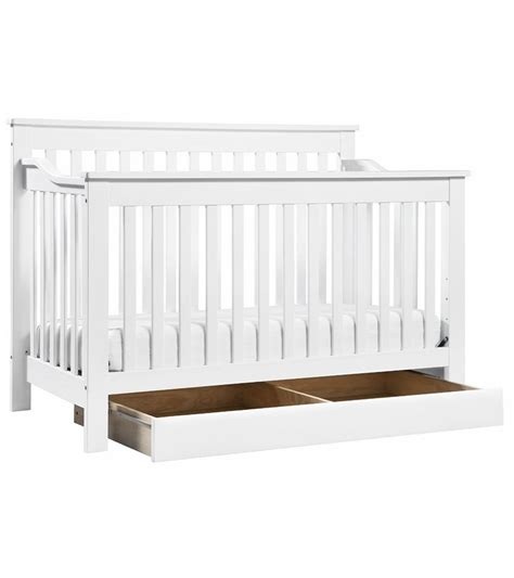 crib conversion kit davinci piedmont 4 in 1 convertible crib toddler bed conversion kit white