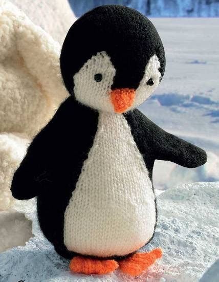 how to knit a penguin king cole penguin knit kit