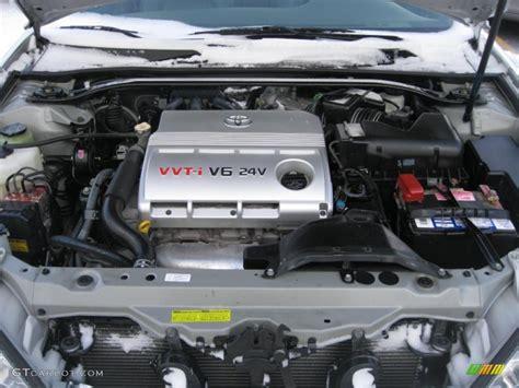 3 0 Toyota Engine 2004 Toyota Camry Xle V6 3 0 Liter Dohc 24 Valve V6 Engine