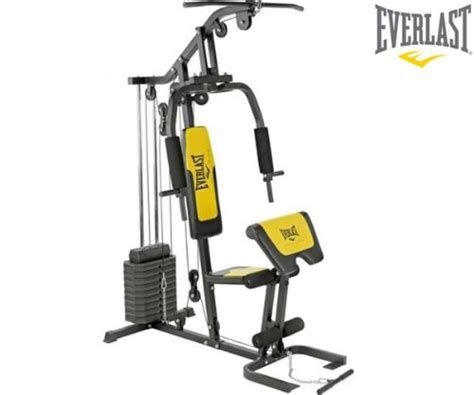 everlast ev800 home with preacher pad review