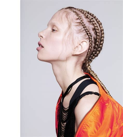 plaits with weave scalp plaits braids hair editorial pinterest plait