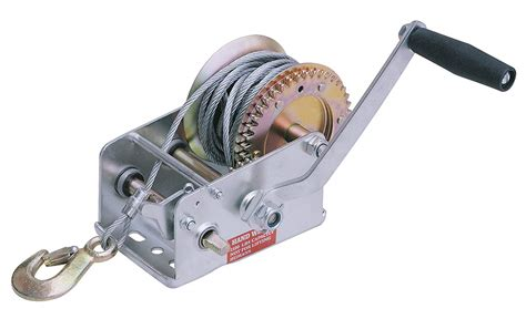 boat winch south africa i lift equipment wh25 hand winch 2500 pound capacity 30