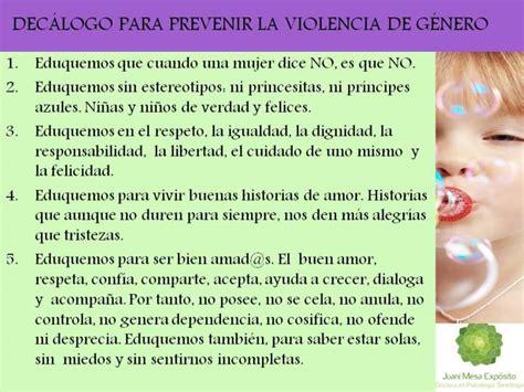 imagenes de como prevenir la violencia de genero dec 225 logo para prevenir la violencia de g 233 nero
