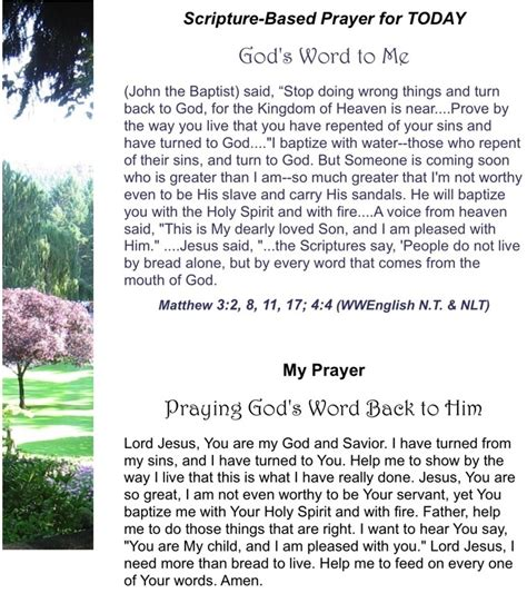 40 scripture based prayers to pray your books praying god s word power of prayer praying scripture