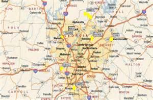 alpharetta map alpharetta map map