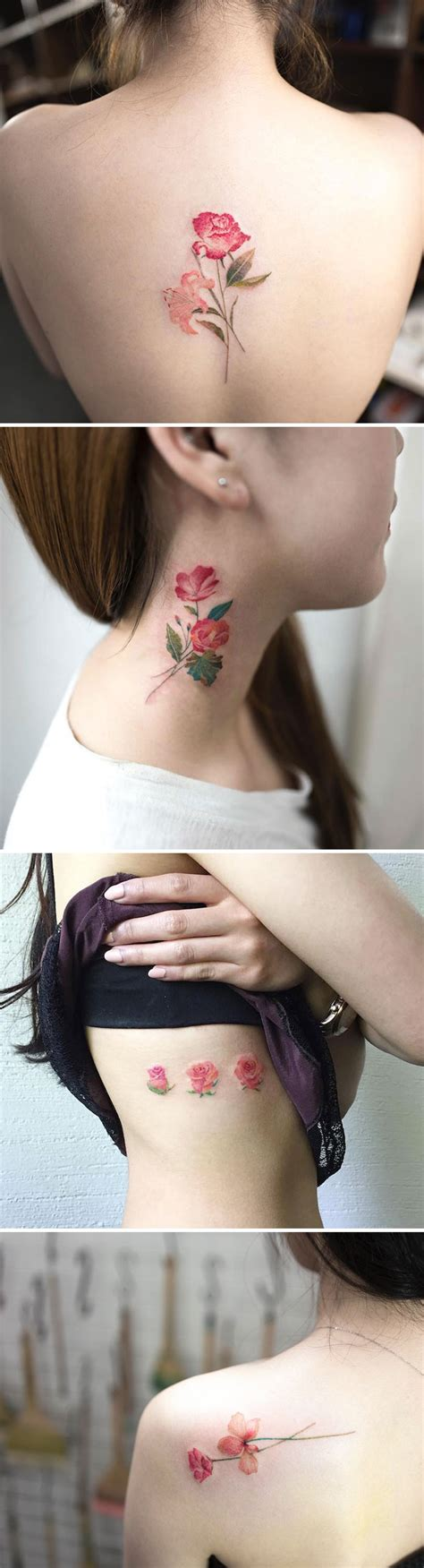 tattoo artists make 10 floral tattoo artists who will make you want to get