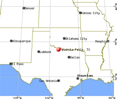 where is wichita falls texas on map australian plants in texas climate australian plant information