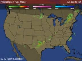 Weather Radar Map For The United States by Winter Weather Maps For The United States