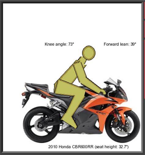 Sitzhaltung Motorrad by Supersportler 1 83m Und 85kg Bitte Nicht Steinigen