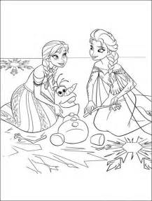 frozen coloring pages free frozen and elsa coloring pages