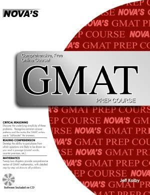 Mba Prep Courses by Gmat Gmat Prep Course Ebook Software Programs