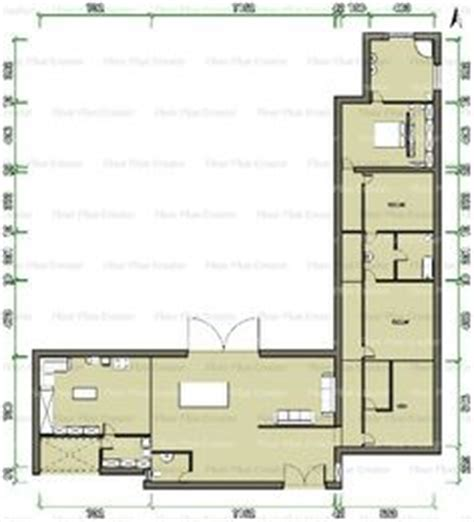 l shaped open floor plan l shaped four bedroom open floor plans search for the new cabin house