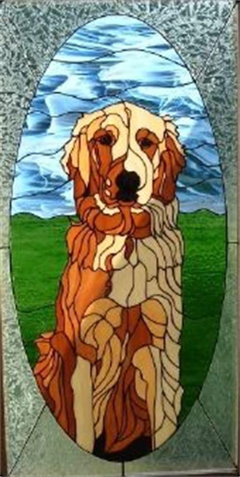 golden retriever stained glass pattern best 10 golden retriever ideas on pet and golden