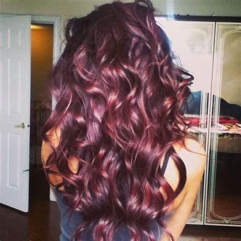 koleston maroon hair color 54 best images about hair on pinterest burgundy auburn