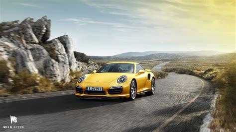 yellow porsche twilight yellow porsche 911 turbo s cars radar
