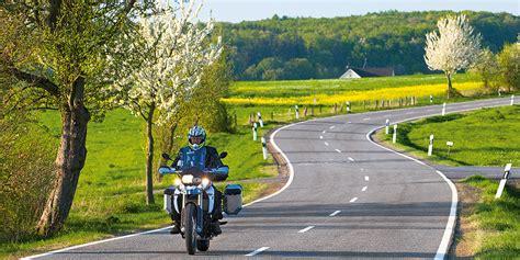 Motorrad Regionen Deutschland by Motorrad Fr 252 Hlingstouren Deutschland Tourenfahrer
