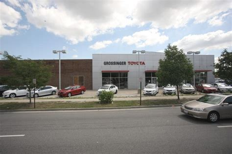 Grossinger Toyota Skokie Grossinger Toyota Lincolnwood Illinois
