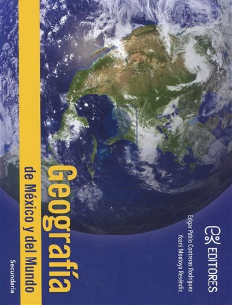 Libro 1 De Geografia Nivel Secundaria 2015 2016 Becas 2016 | libro de geografa de 1 de secundaria 2015