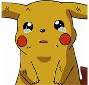 Pics Photos  Cute Pikachu Crying Credited