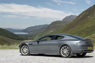 Aston Martin Rear 2015 Aston Martin Vanquish Rapide S Review