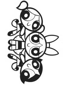 powerpuff coloring pages printable powerpuff coloring pages coloringstar
